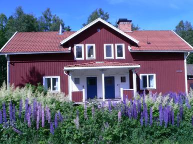 Gemütliches Ferienhaus : Region Mittelschweden für 10 Personen