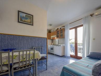 Für 6 Personen: Hübsches Apartment / Ferienwohnung in der Region Vodice