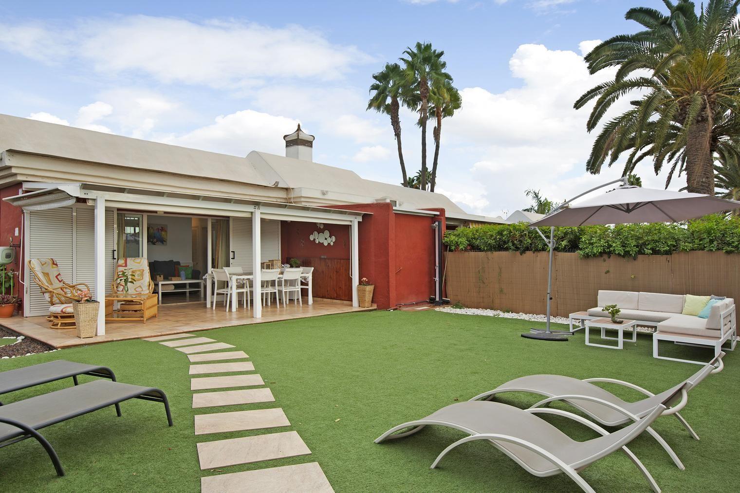 Ferienwohnung für 6 Personen ca. 80 m² i Bungalow in Spanien
