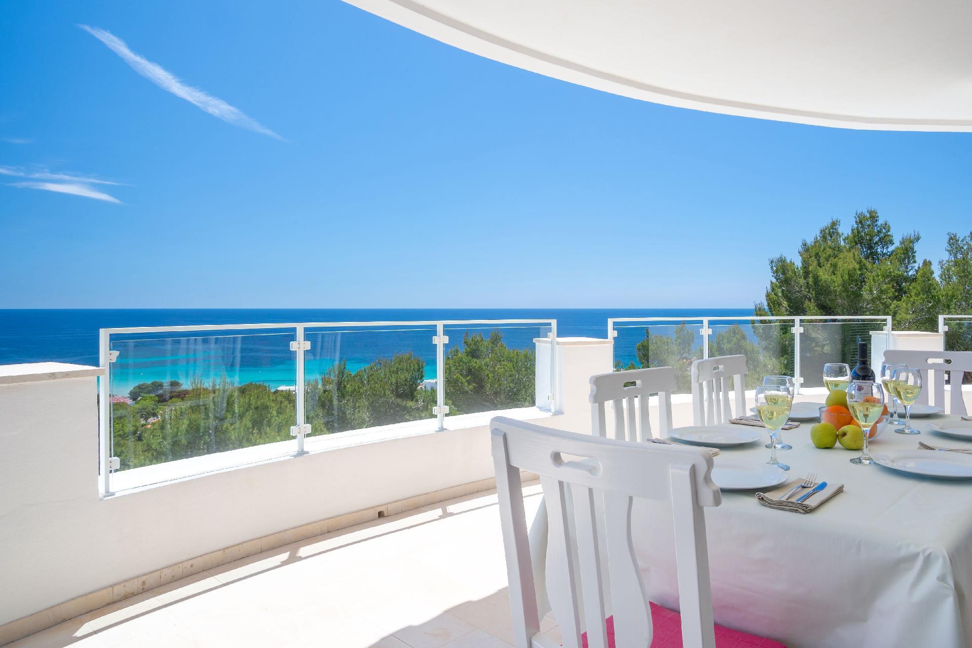 Ferienhaus mit Privatpool für 6 Personen ca 494 m² in Santo Tomas Menorca Südküste von Menorca