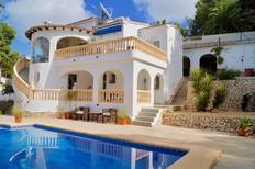 Rekreační dům 1451118 pro 6 osob v Moraira