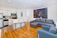 Mieszkanie wakacyjne 1451132 dla 5 osób w Manhattan
