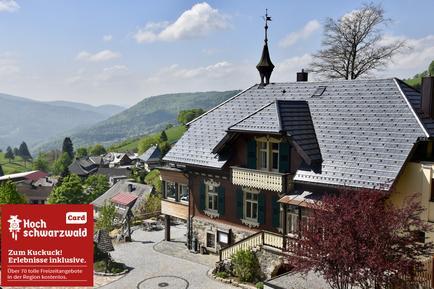 Gemütliches Ferienhaus : Region Feldberg (Region ) für 8 Personen