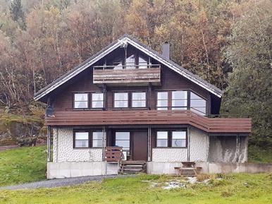 Gemütliches Ferienhaus : Region Nordland für 7 Personen