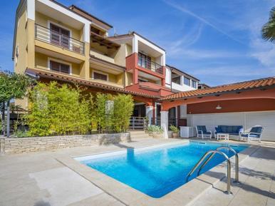 Für 5 Personen: Hübsches Apartment / Ferienwohnung in der Region Rovinj