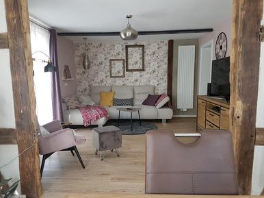 Für 6 Personen: Hübsches Apartment / Ferienwohnung in der Region Hessen