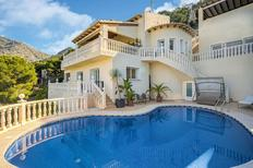 Holiday home 1452320 for 8 persons in Altea Hills