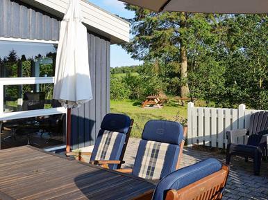 Gemütliches Ferienhaus : Region Djursland für 10 Personen
