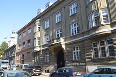Appartement 1457124 voor 4 personen in Zagreb