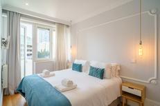 Appartement 1457910 voor 6 personen in Porto