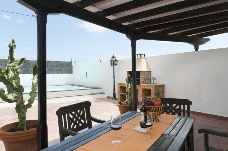 Ferienhaus mit Privatpool für 5 Personen ca.    Lanzarote