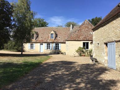 Gemütliches Ferienhaus : Region Normandie für 22 Personen
