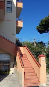 Ferienhaus, Strand: 1 m