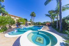 Holiday home 1459568 for 10 persons in Fiumefreddo di Sicilia