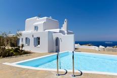 Villa 1460346 per 8 adulti + 2 bambini in Agios Stefanos