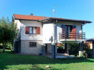 Gemütliches Ferienhaus : Region Lago Maggiore für 5 Personen