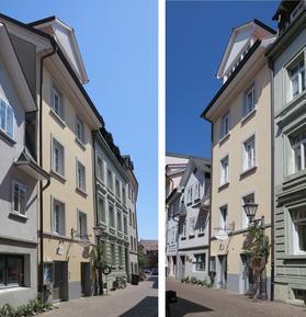 Für 3 Personen: Hübsches Apartment / Ferienwohnung in der Region Konstanz