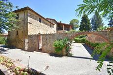 Appartement 1460768 voor 10 personen in Quercegrossa