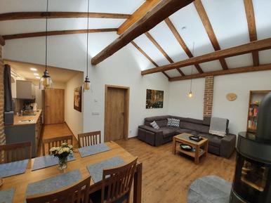 Für 8 Personen: Hübsches Apartment / Ferienwohnung in der Region Lausitz