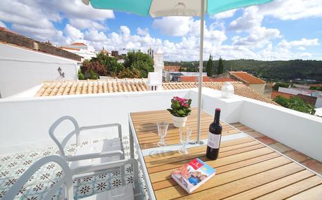 Gemütliches Ferienhaus : Region Algarve für 3 Personen