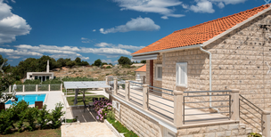Holiday home 1461172 for 5 adults + 1 child in Donji Humac