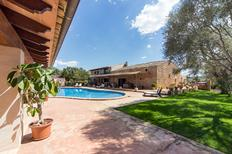 Holiday home 1462755 for 14 adults + 2 children in Algaida