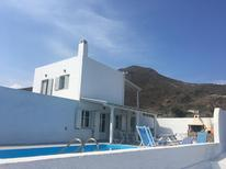 Holiday home 1463016 for 4 adults + 1 child in Panagia Kalou