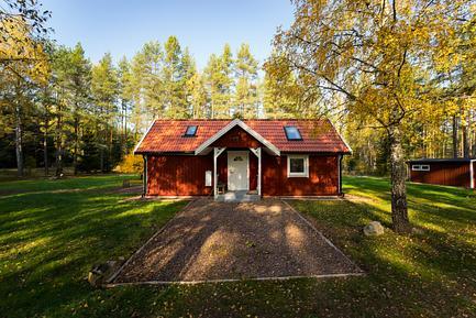 Gemütliches Ferienhaus : Region Lönneberga für 4 Personen