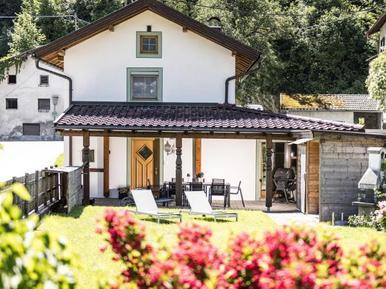 Gemütliches Ferienhaus : Region Zillertal für 8 Personen