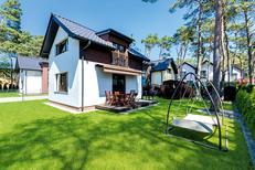 Ferienhaus 1463691 für 5 Personen in Pobierowo