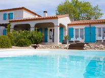 Holiday home 1463928 for 8 persons in Félines-Minervois