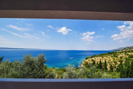 Gemütliches Ferienhaus : Region Dalmatien für 7 Personen
