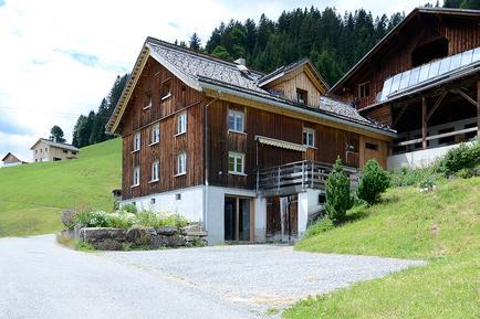 Gemütliches Ferienhaus : Region Vorarlberg für 28 Personen