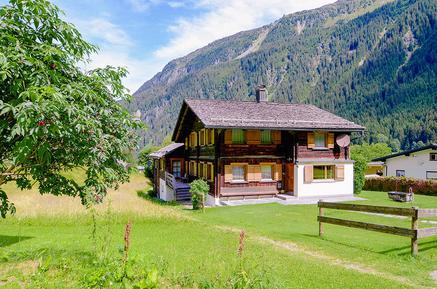 Gemütliches Ferienhaus : Region Montafon für 7 Personen
