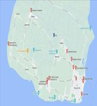Studio 1467886 für 2 Personen in Wyk auf Föhr
