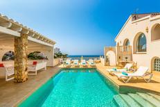 Vakantiehuis 1468083 voor 10 personen in Cala en Porter