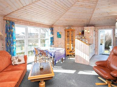Gemütliches Ferienhaus : Region Dänische Westküste für 4 Personen