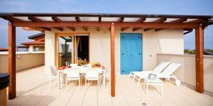 Ferienwohnung 1469229 für 4 Erwachsene + 2 Kinder in Porto Santa Margherita