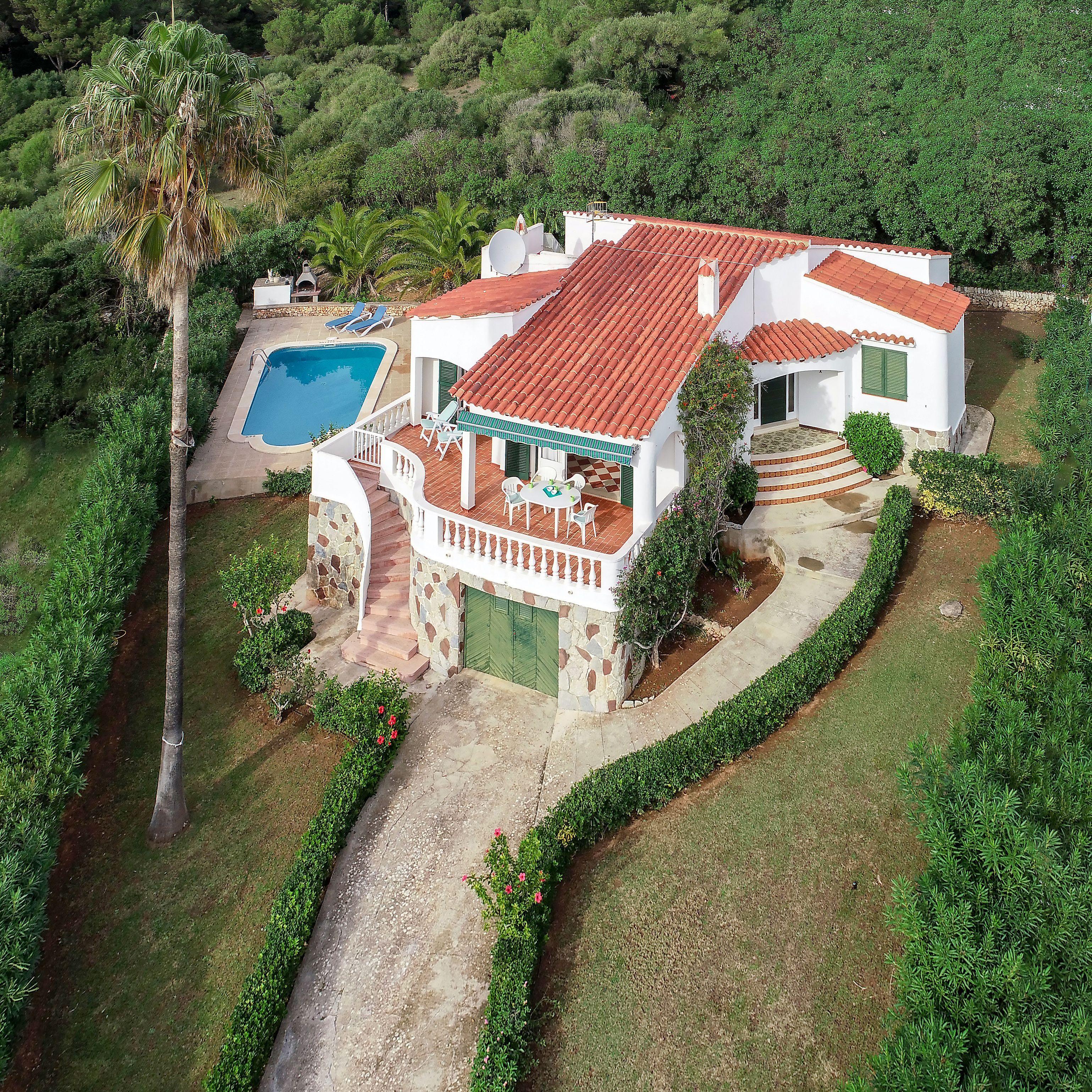 Ferienhaus mit Privatpool für 6 Personen ca 253 m² in Santo Tomas Menorca Südküste von Menorca