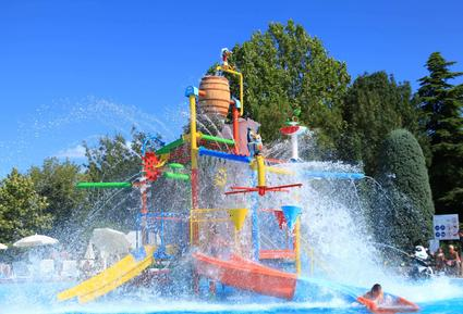 Gemütliches Ferienhaus : Region Gardasee für 7 Personen
