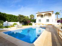 Holiday home 1470552 for 8 persons in Calpe