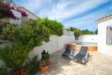 Holiday home 1471432 for 4 persons in Parc de la Cometa