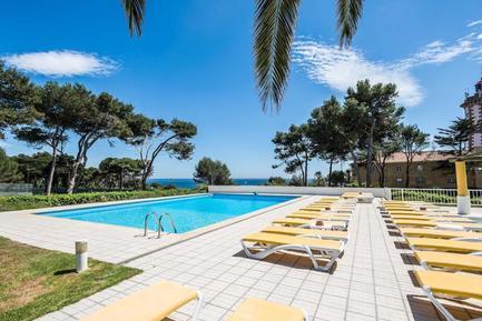 Gemütliches Ferienhaus : Region Costa de Lisboa für 8 Personen