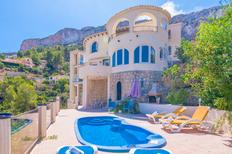 Holiday home 1473316 for 8 persons in Calpe