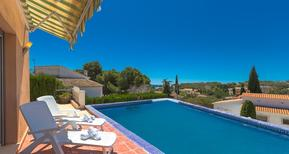 Holiday home 1473447 for 7 persons in Moraira