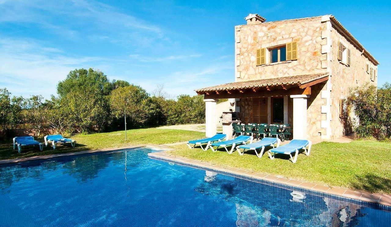 Ferienhaus mit Privatpool für 10 Personen ca 210 m² in Campos Mallorca Südküste von Mallorca