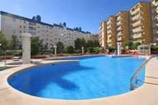 Rekreační byt 1474213 pro 3 osoby v Calpe