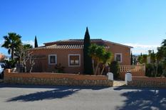 Holiday home 1474264 for 6 persons in Benitatxell
