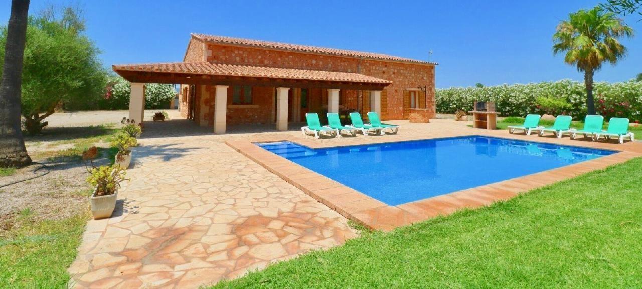 Ferienhaus mit Privatpool für 8 Personen ca 200 m² in Campos Mallorca Südküste von Mallorca