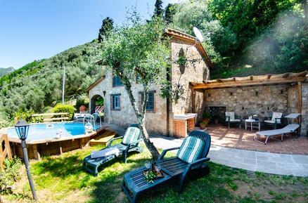 Gemütliches Ferienhaus : Region Toskana für 3 Personen
